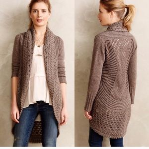 Angel of the North Cocoon Cardigan